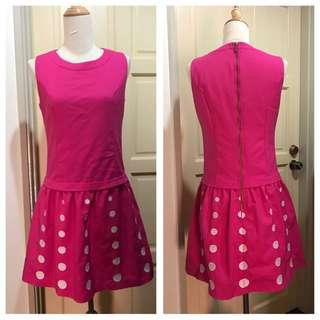#Swappable - POLKA DOT Mini Dress
