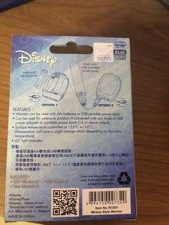 Disney 米奇 use  暖手蛋