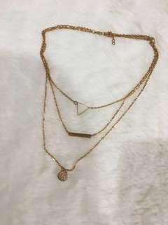 Layered Necklace | Kalung