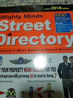 Mighty Minds Street Directory