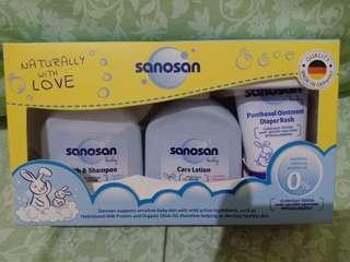#jualanibu Sanosan Baby set