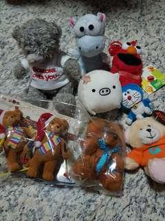 Soft Toys Giveaway