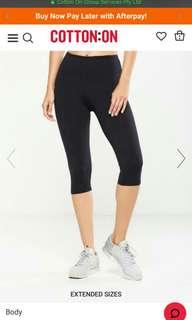 Active core capri tight cotton:on BODY women