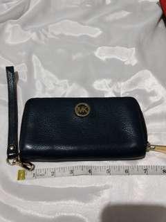 MK phone wristlet/wallet
