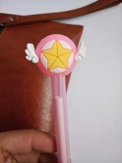 Cardcaptor Sakura Star wings wand Pen