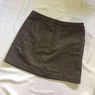 H&M Tweed Skirt