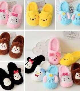 Sandal fluffy disney