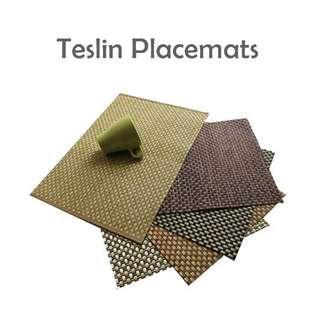Teslin Placemat (1pc)