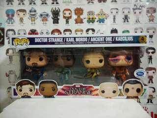 🚚 Funko Pop Doctor Strange Karl Mordo Ancient One Kaecilius Disney Store Exclusive 4000 pieces Vinyl Figure Collectible Toy Gift Movie Comic Marvel