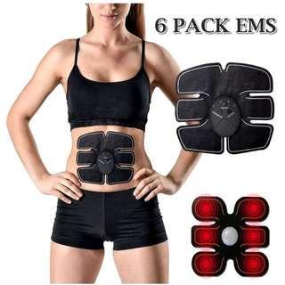 AB Toner EMS Wireless ABS Stimulator Abdominal Muscle #Xmas25