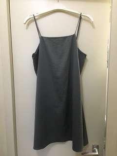 Oak + Fort slip dress