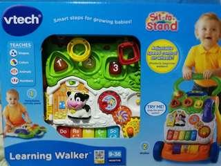 BNIB Vtech sit to stand walker