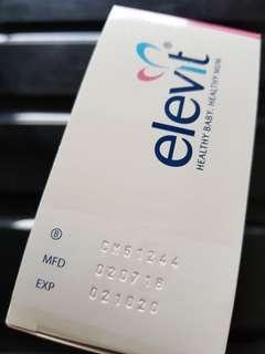 Elevit vitamins and minerals