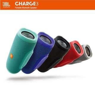JBL Charge 3 Bluetooth portable speaker