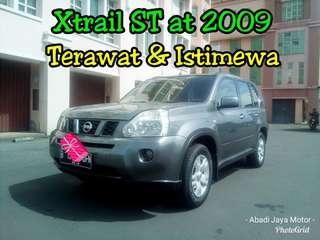 Nissan XTrail ST at 2009, Cash & Credit Available, Terawat & Istimewa