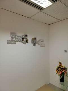 [Like new]  designer wall decor / artwork