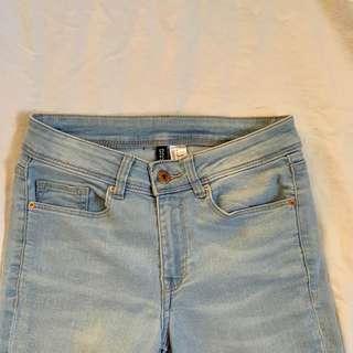 H&M Blue Jeans Size 6