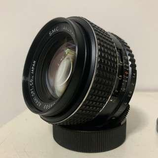 Christmas Sale!!  SMC Takumar 50mm f/1.4 #6609589 M42 Mount