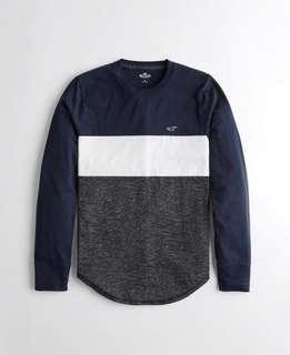 🚚 Hollister Long Sleeve T-Shirt