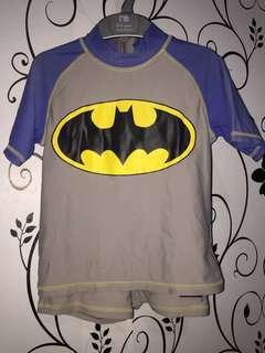 Batman Rashguard set