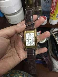 jam tangan mirage original nego