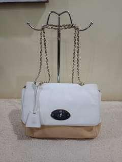 Mulberry chain bag