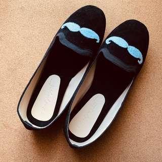 Custom-Made Shoes Black