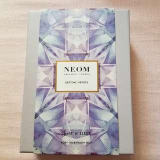 New In-Neom Bedtime Heroes (Scent To Sleep Perfect Night's Sleep Body Oil & Pillow Mist)