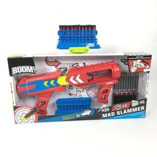 Boomco Mad Slammer + EXTRA cartridge & bullets