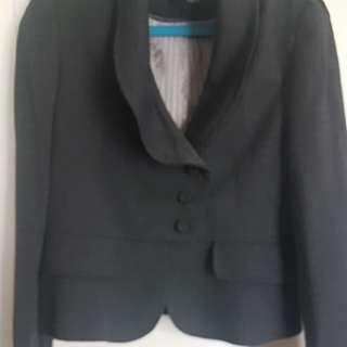 Next UK grey blazer