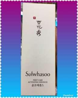 Sulwhasoo First Care Activating Serm Ex 60ml /90ml