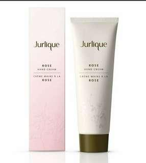 售全新原封Jurlique Hand Cream Rose 125ml