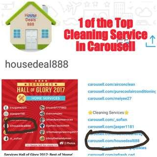 Reliable n Experience Cleaners n House Handover