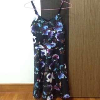 50% discount// BN Floral Dress