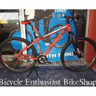 2018 Trinx C782 Elite 27.5 Alloy Hydraulic Ltwoo Parts Built Bike Mountain Bike MTB Bicycle
