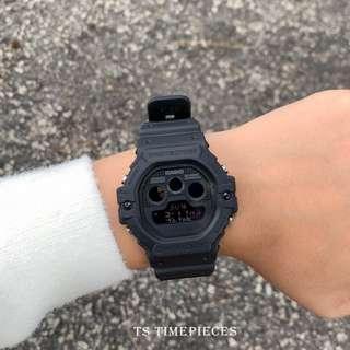 🎄 Casio G Shock Black Classic Series DW-5900BB-1 DW-5900 DW-5900BB