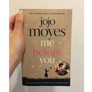 🚚 Me Before You by Jojo Moyes