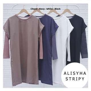 Alisha stripy