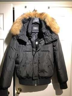 Mackage Quentin Bomber - size 42