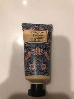Morris & Co UK Shea Butter Hand Cream 30ml