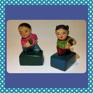Vintage Cultural Revolution Pingpong Kids Sharpener