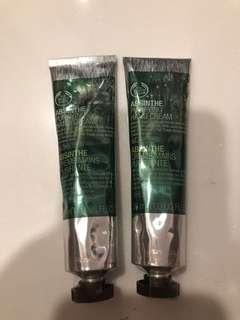 The Body Shop Absinthe Purifying Hand Cream 30ml