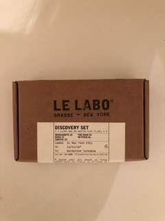 Le Labo Grasse New York - perfume