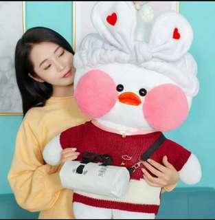 80 cm Duck soft toy