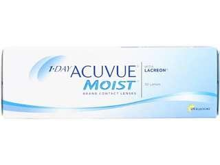 Acuvue Moist 1 Day Dailies Contacts