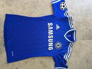 Chelsea champions league t shirt