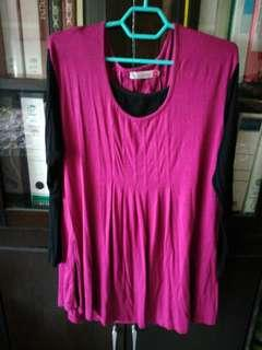 Blouse / top for maternity ( sz XL)