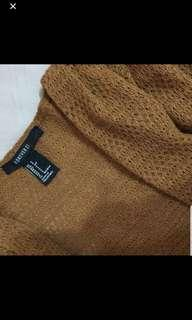 🚚 Forever 21 Brown Cardigan