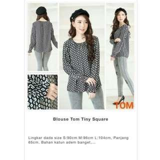 TOM TAILOR Long Sleeves Blouse