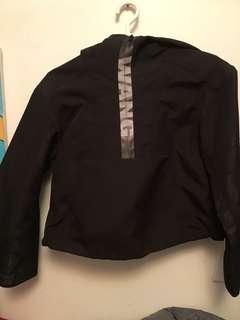 WANG x HM windbreaker